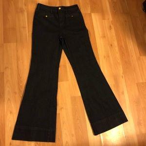 Pilcro letter press 29 superscript wide leg jeans
